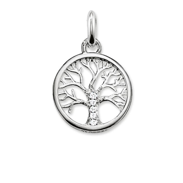 Thomas Sabo Tree of Life Pendant KC0002-051-14