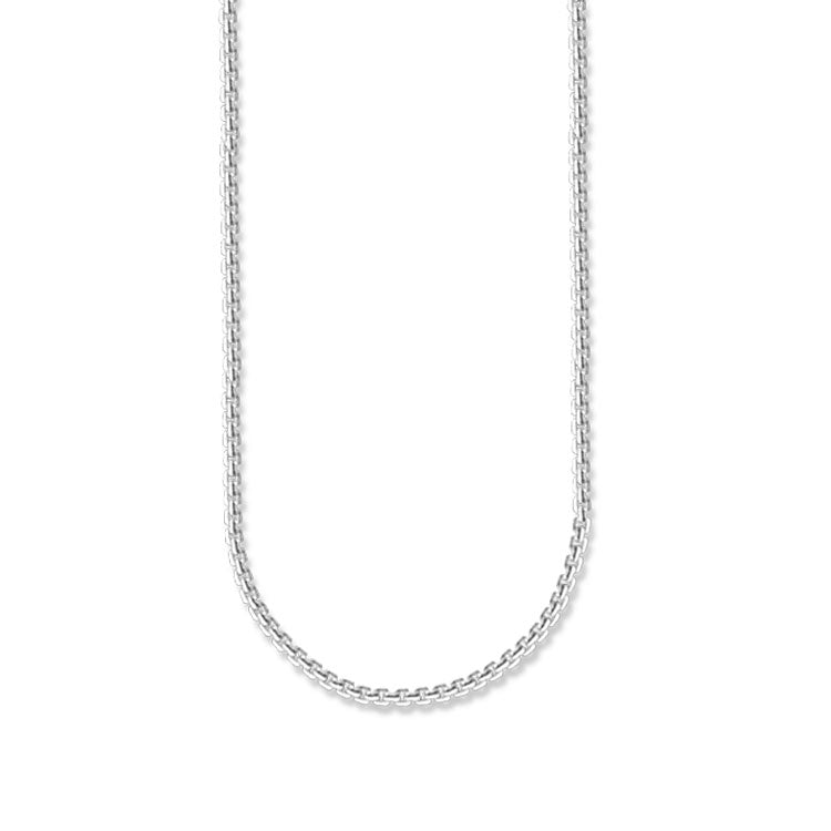 Thomas Sabo Silver Box Chain KE1106-001-12