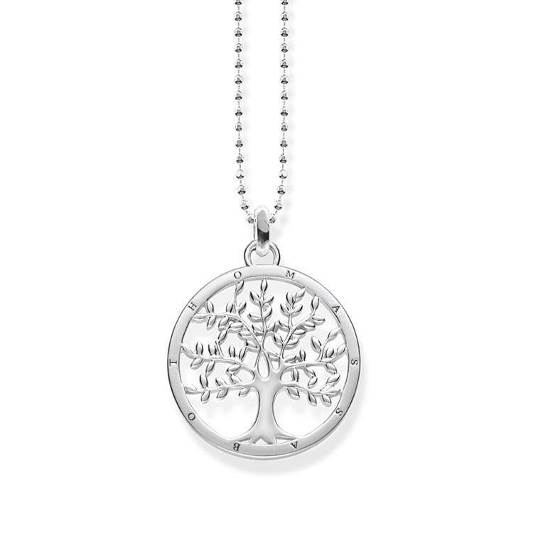 Thomas Sabo Tree Of Life Necklace KE1660-001-21