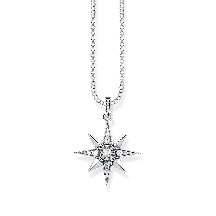 Thomas Sabo Star Royalty Necklace