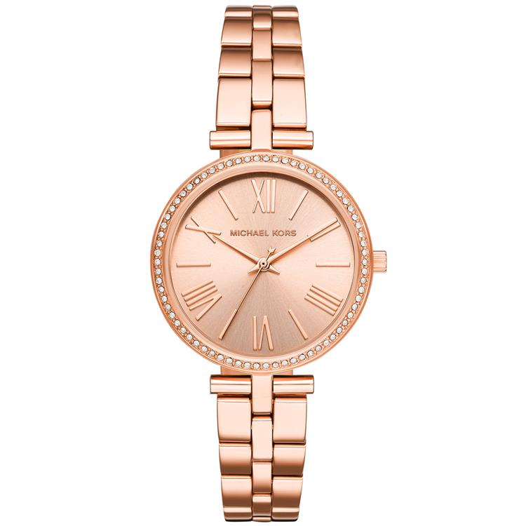 Michael Kors Maci Ladies Pink Watch MK3904