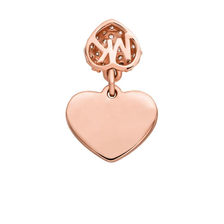 Michael Kors Rose Gold Heart Bracelet MKC1118AN791