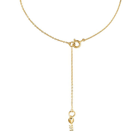 Michael Kors Gold Heart Necklace MKC1120AN710