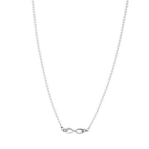 Annie Haak Infinity Silver Necklace