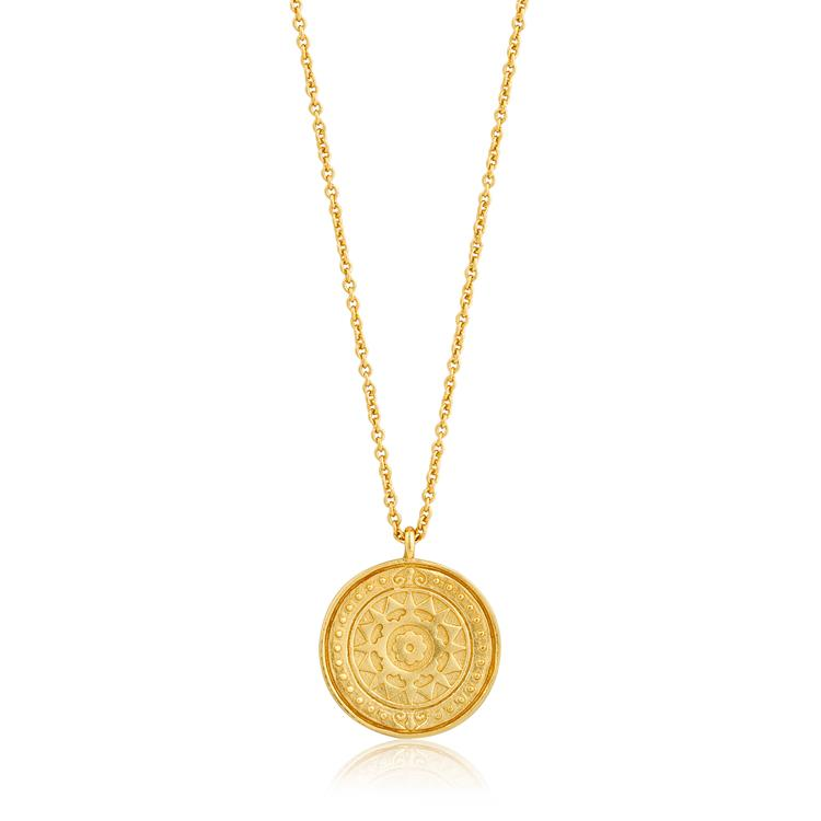 Ania Haie Verginia Sun Necklace N009-05G