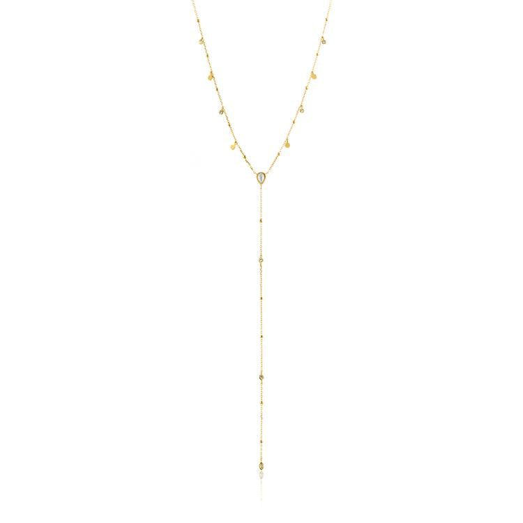 Ania Haie Dream Y Necklace N016-01G