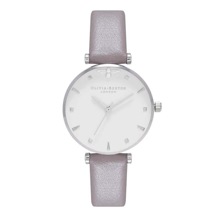 Olivia Burton Queen Bee Watch London Grey OB16AM144