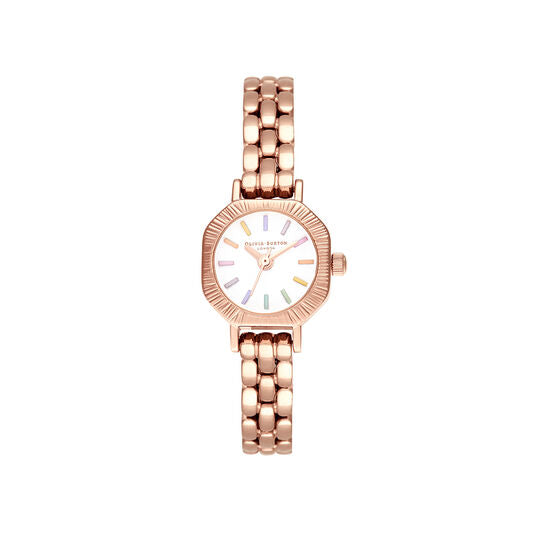 Olivia Burton Mini Dial Rainbow Watch OB16CC50