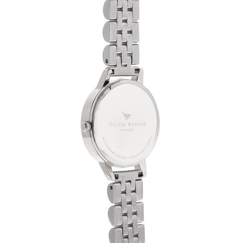 Olivia Burton Mother of Pearl Dial Watch OB16MOP02