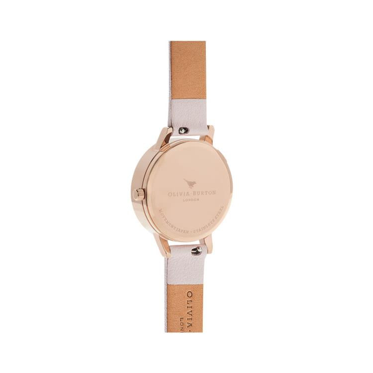 Olivia Burton Blossom Watch White Strap OB16SP02
