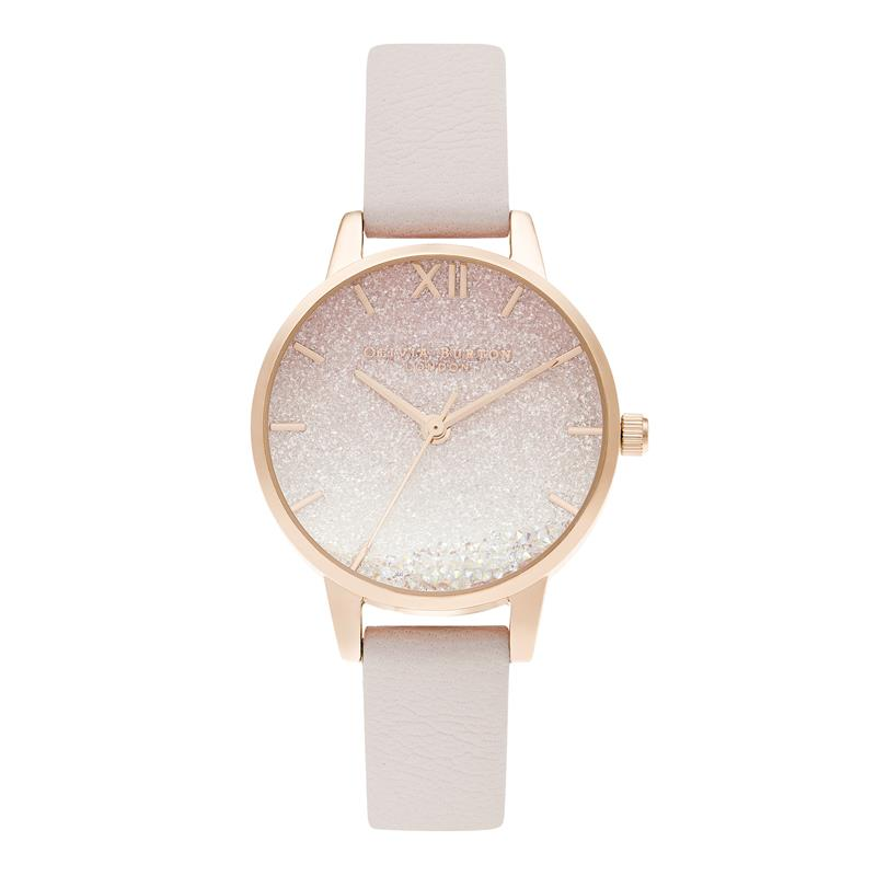Olivia Burton Sunrise Dial Pearl Rose Gold OB16US57