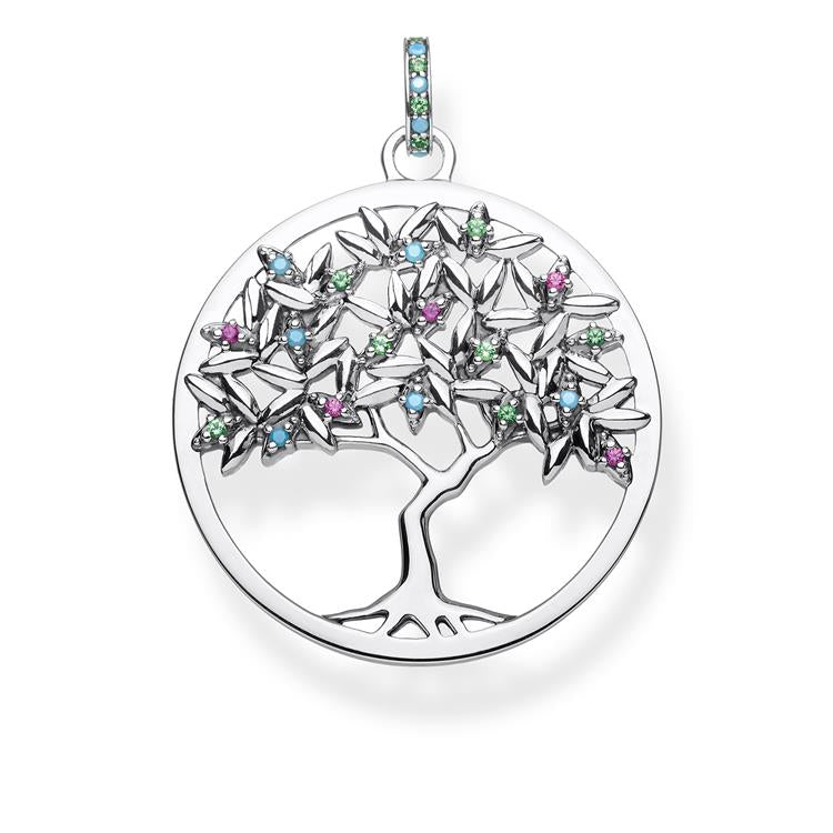 Thomas Sabo Tree Of Love Pendant