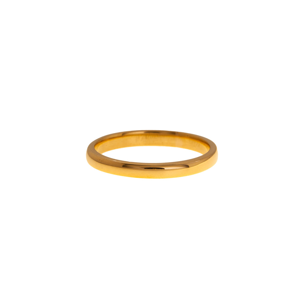 Pre-Owned 22ct Gold 3mm Wedding Band