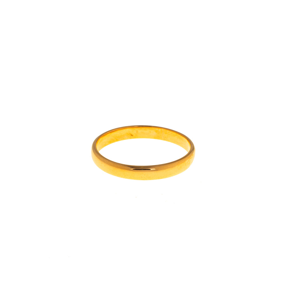 Pre-Owned 22k Gold 3mm Wedding Band