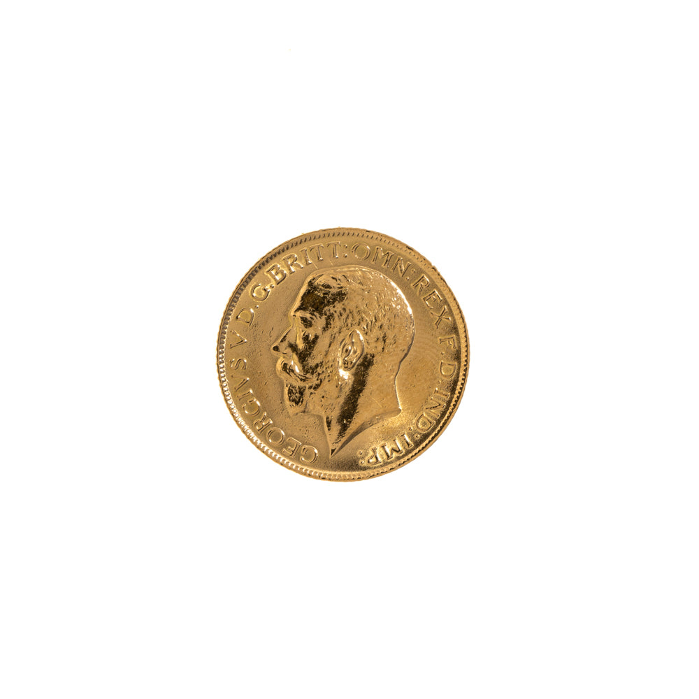 Pre-Owned 1912 Full Sovereign Coin