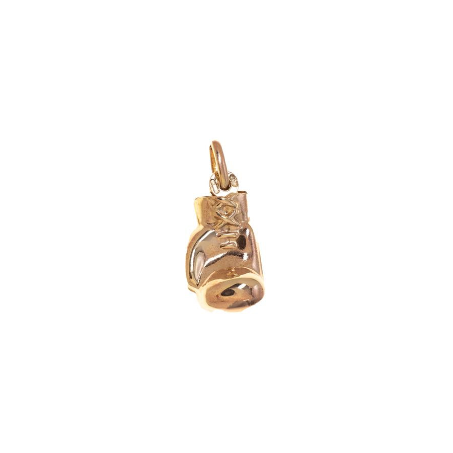 Pre-owned Hollow Boxing Glove Female Charm