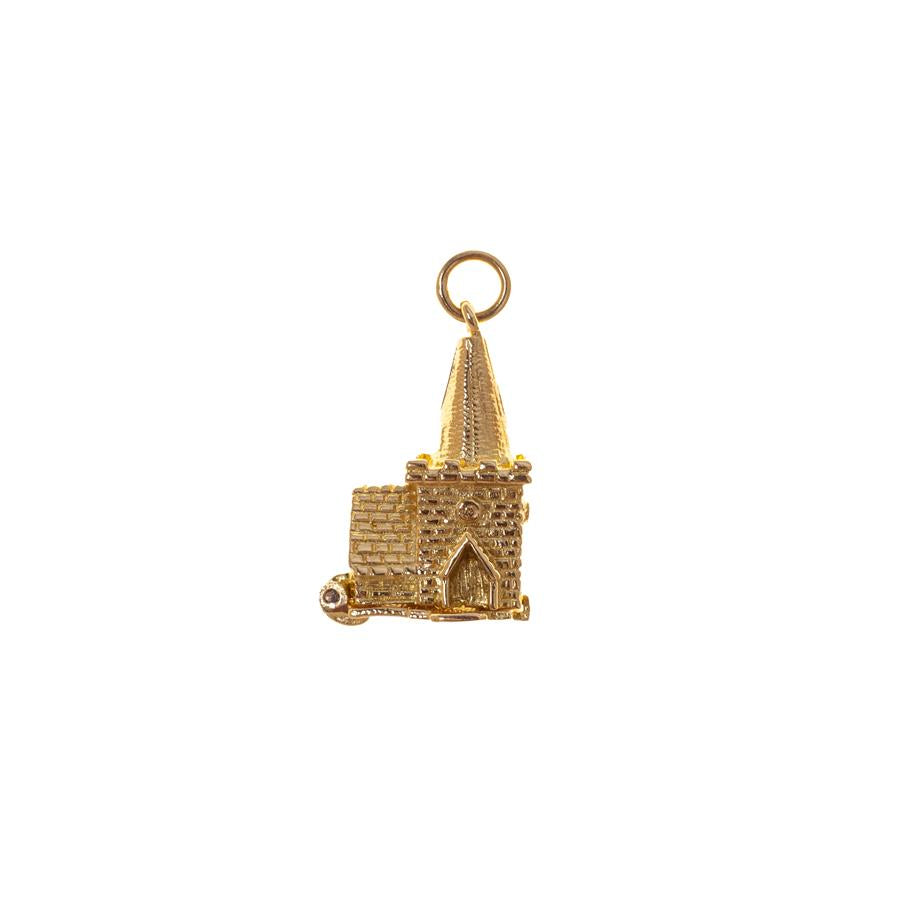 Pre-owned Church with Wedding Female Charm