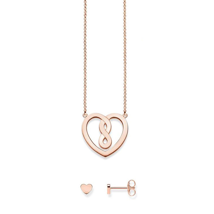 Thomas Sabo Necklace & Earring Set