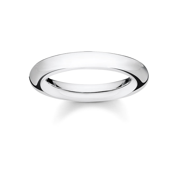 Thomas Sabo Silver Band Ring