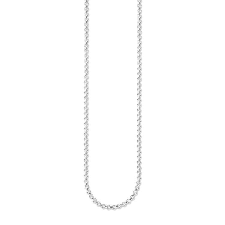 Thomas Sabo Silver Chain Necklace X0001-001-12-S
