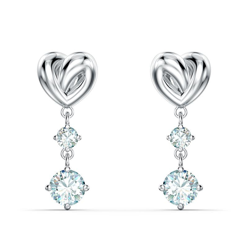 Swarovski Lifelong Heart Dangle Earrings 5517943