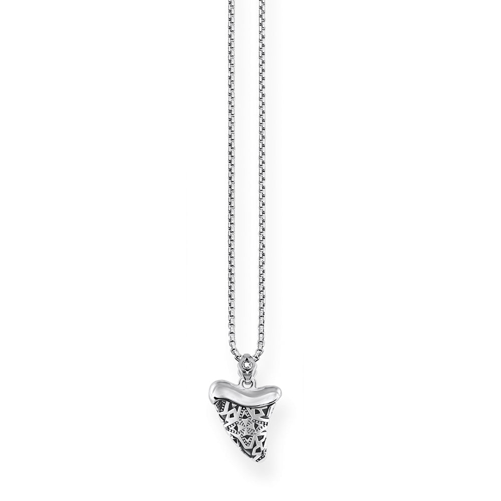 Thomas Sabo Ethnic Tooth Necklace D_Ke0014-356-21