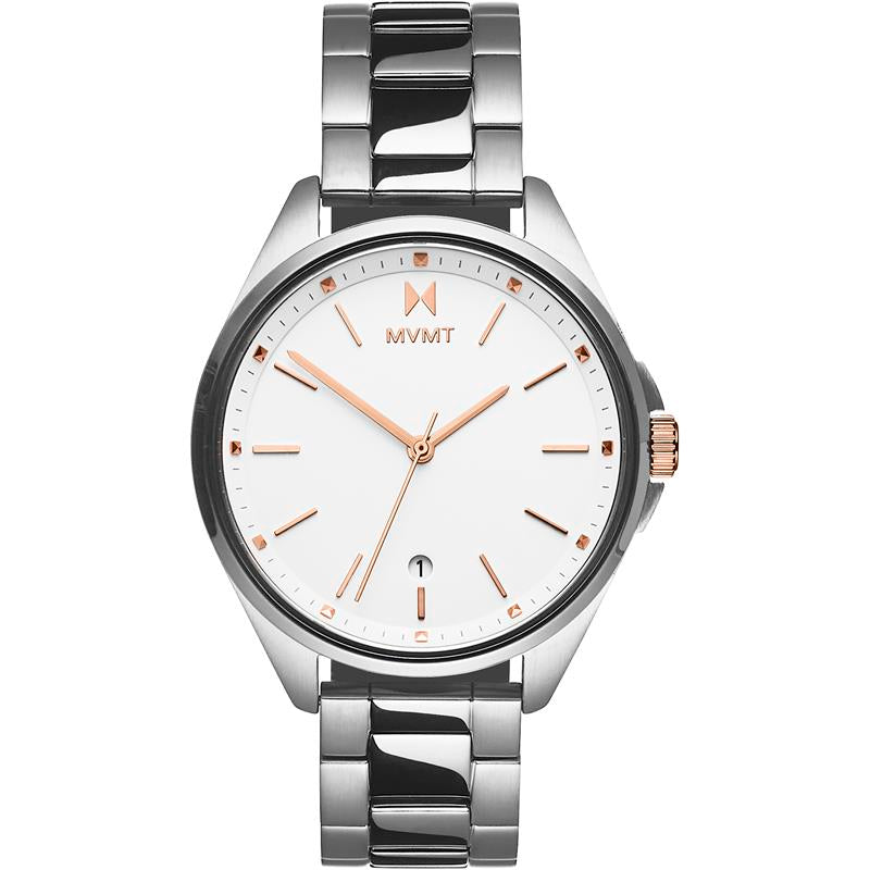 MVMT For Her Crestliner Stainless Steel Watch 28000001