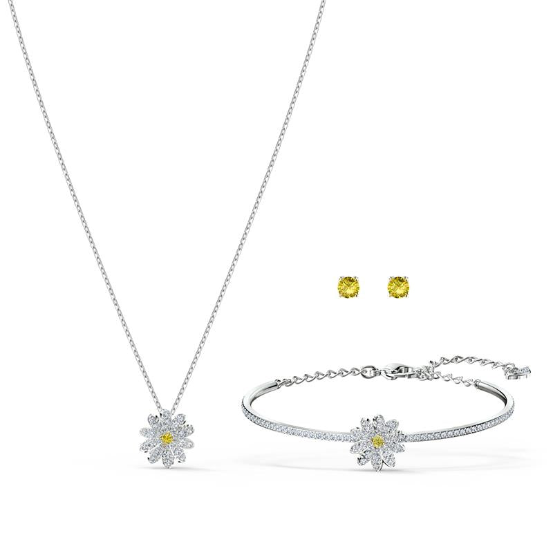 Swarovski Eternal Flower Daisy Set 5518146