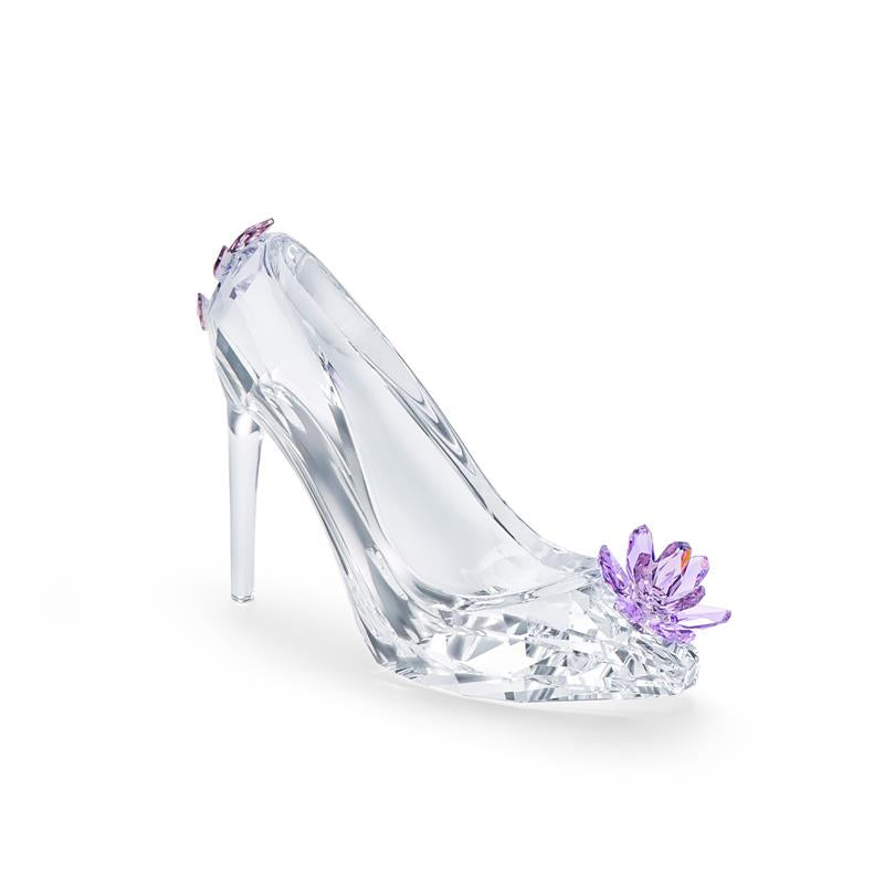 Swarovski Crystal Shoe With Flower 5493712