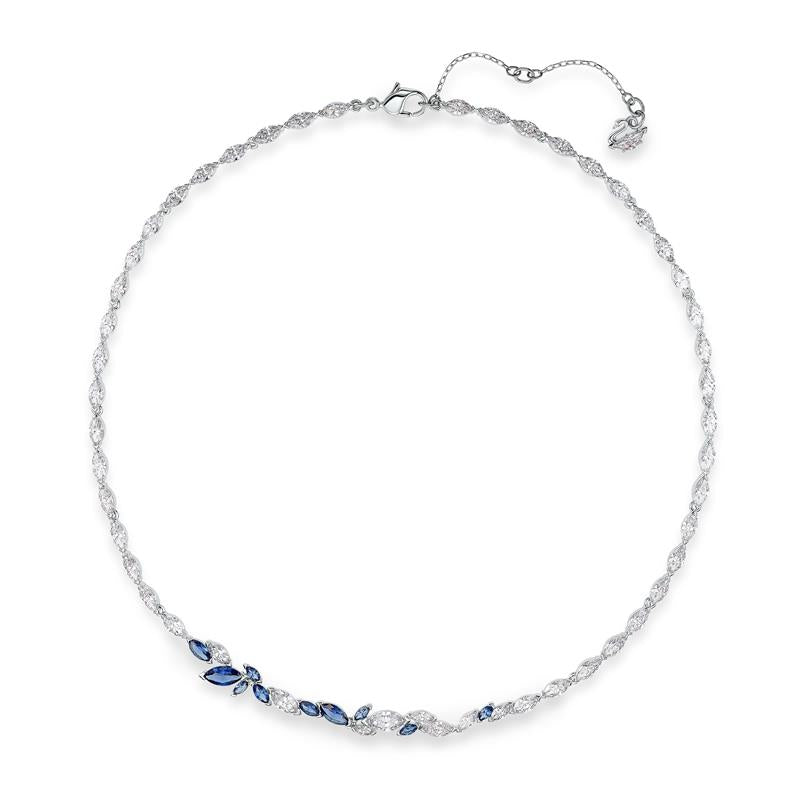Swarovski Louison All Around Necklace - Blue 5536547
