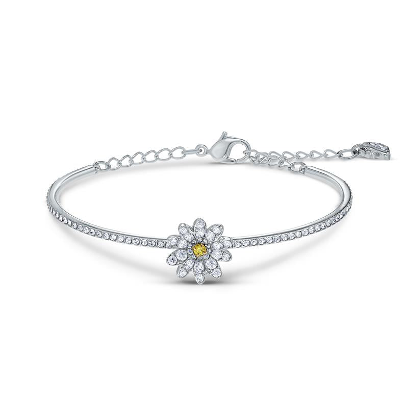 Swarovski Eternal Flower Daisy Bangle 5542012