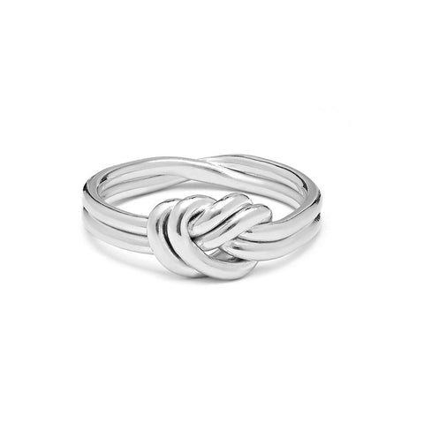 Annie Haak Lovers Knot Silver Ring