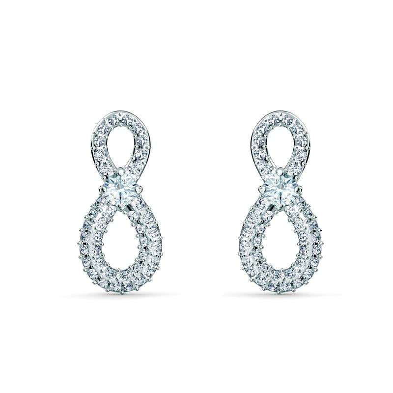 Swarovski Infinity Mini Stud Earrings 5518880