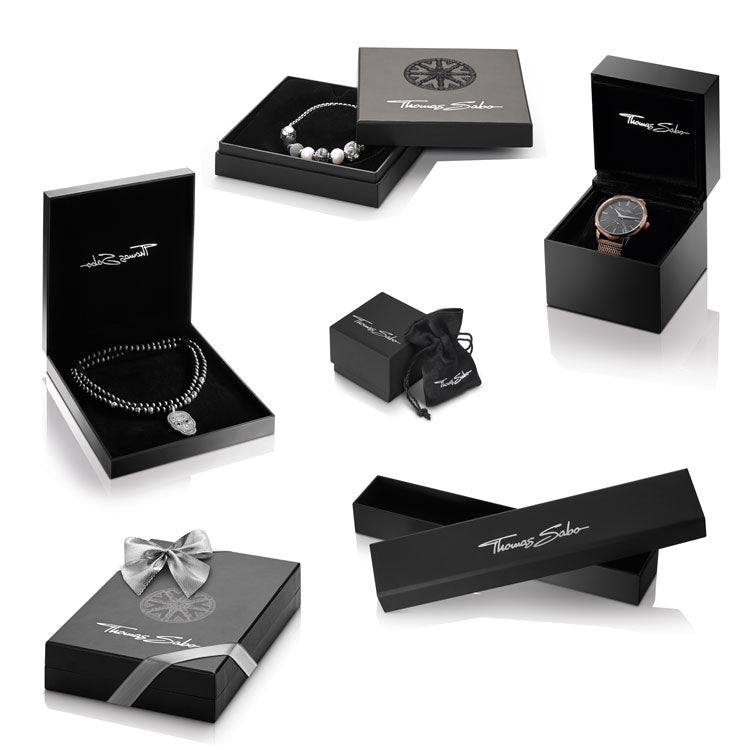 Thomas Sabo Compass Necklace KE1849-051-14