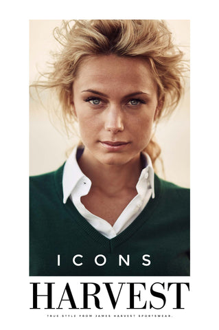 The ICONS by James Harvest Sportswear