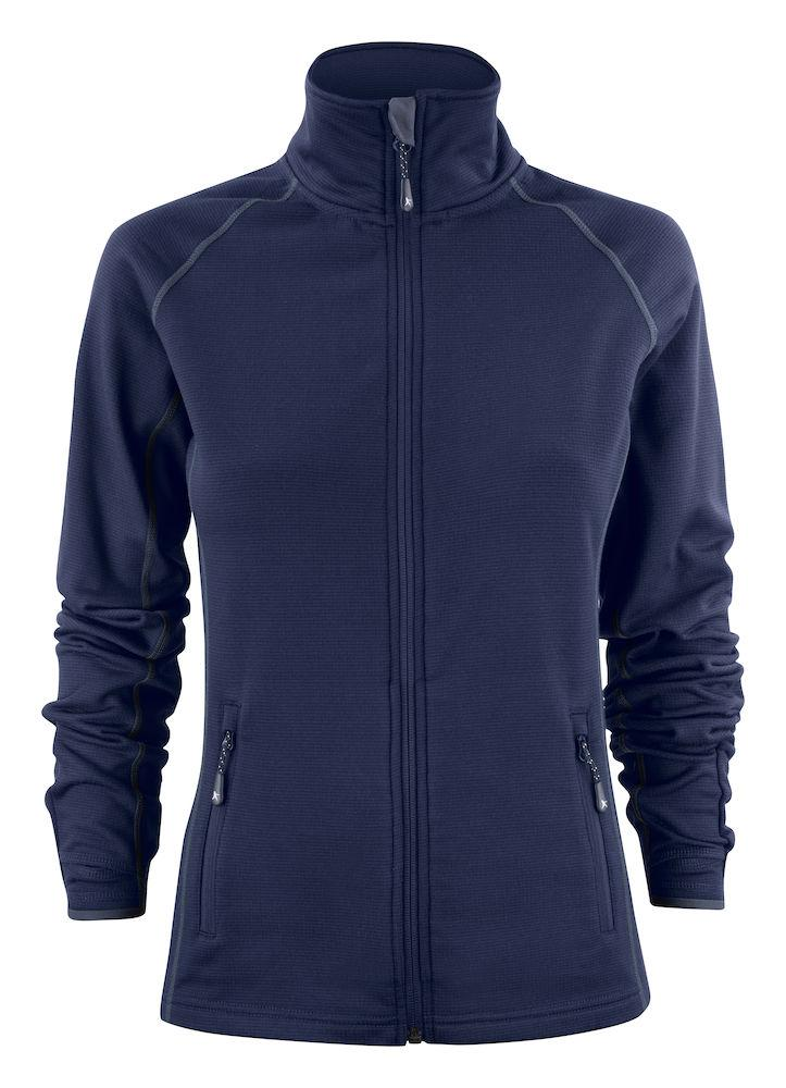 Harvest Miles Lady Fleece Navy