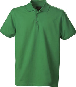 Harvest EAGLE m Men's piquépring Green