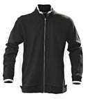 Harvest Atlanta pique jacket Black