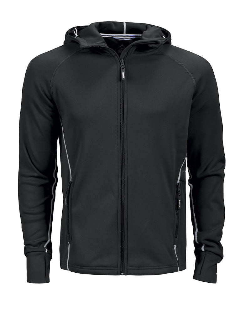 Harvest Northderry fleece Black