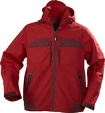 Harvest Overland jacket Red