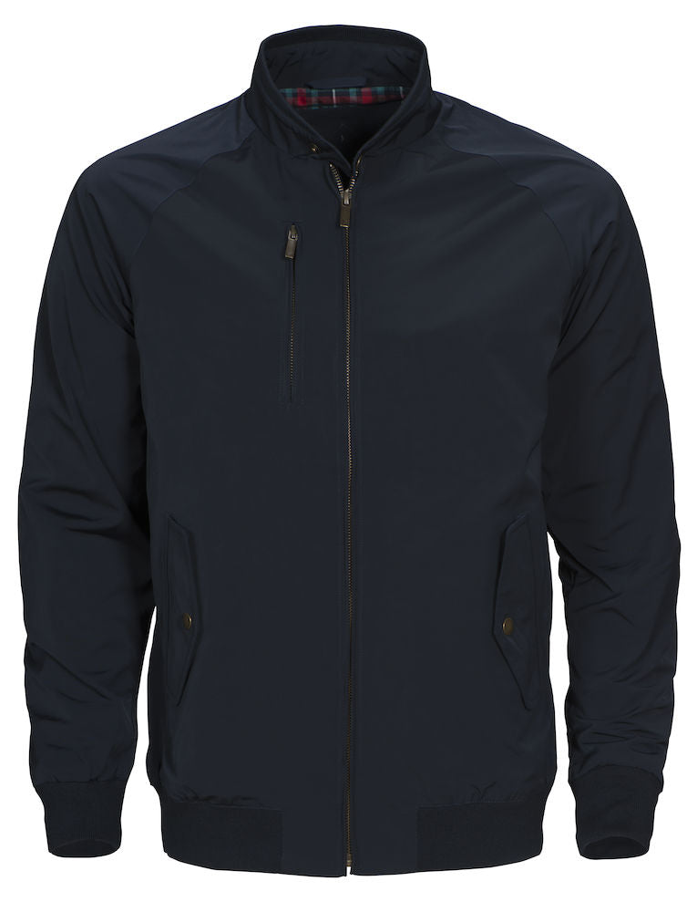 Harvest Harrington jacket Navy