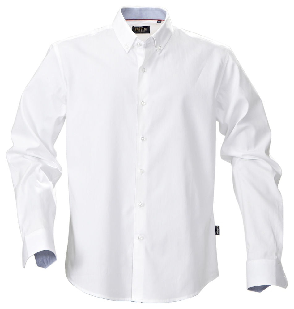 Harvest Redding shirt white