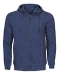 Harvest Duke college jacket Faded blue