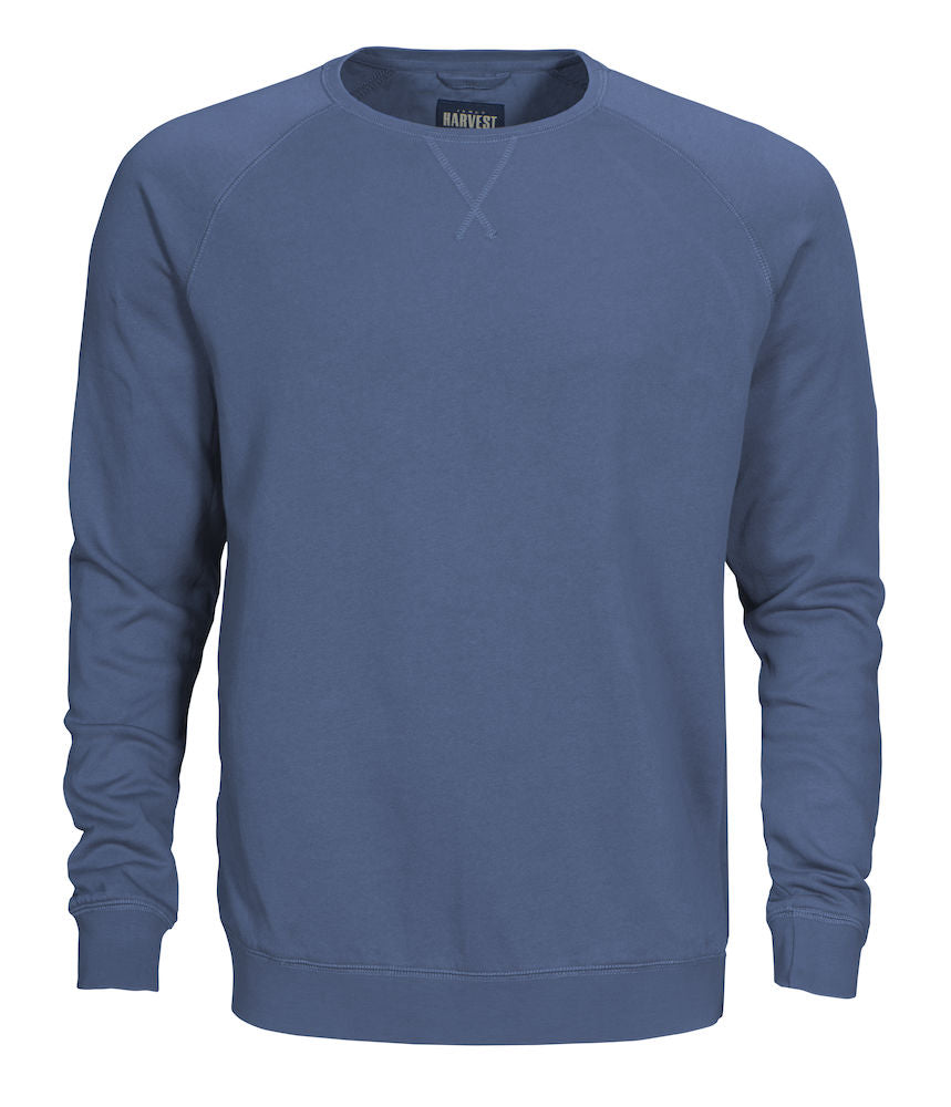 Harvest Cornell crewneck Faded blue