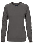 Harvest Cornell ladies crewneck Faded Grey