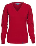 Harvest Nottingmoon Lady pullover Red