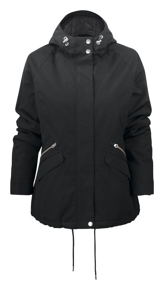 Harvest Rockingfield Lady winter jacket Black