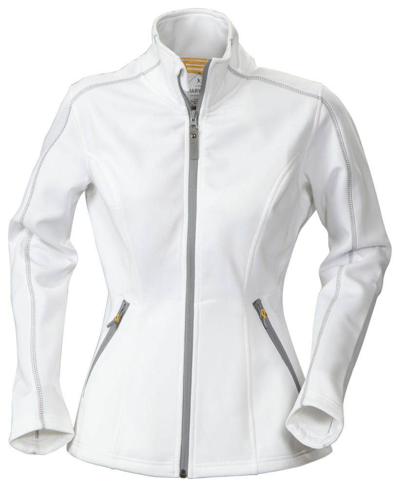 Harvest Carabelle Lady Fleece White