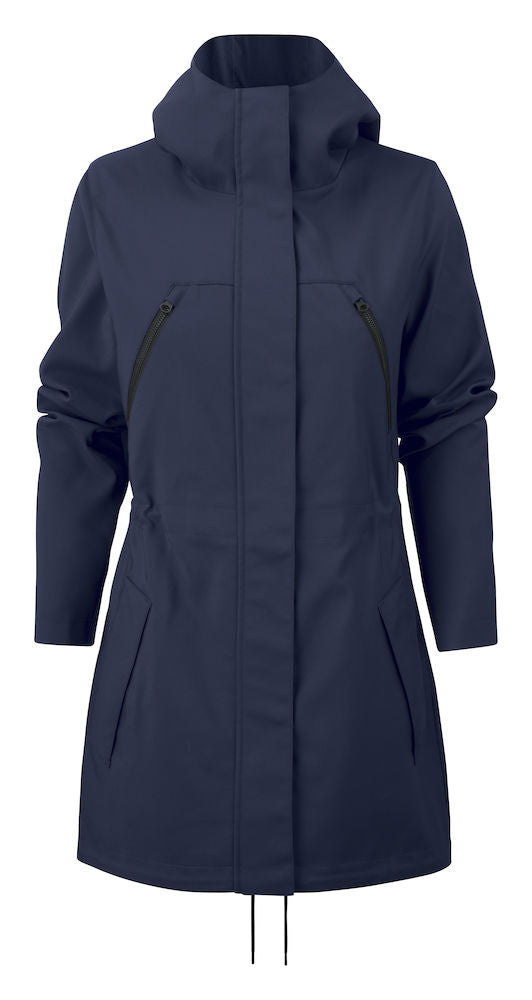 Harvest Hurstbridge Lady city coat Navy
