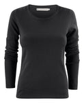 Harvest Portland Lady r-neck pullover Black